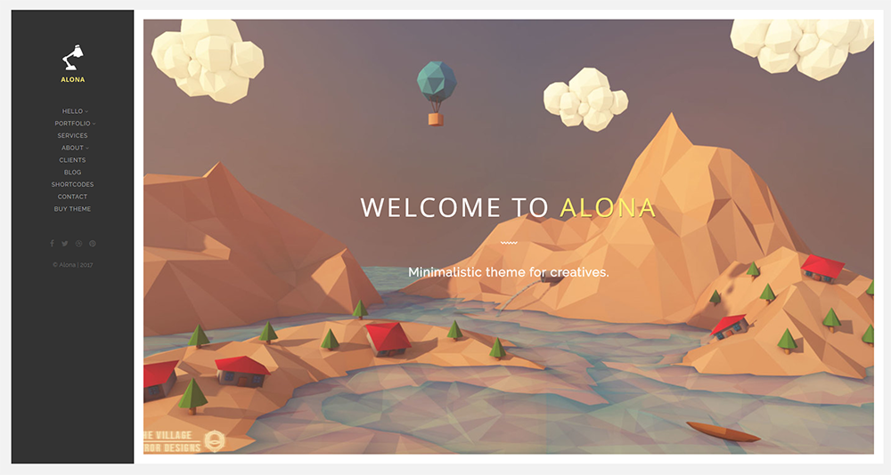 alona wordpress theme 2017