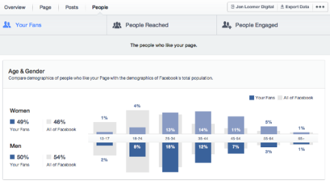 fb insights