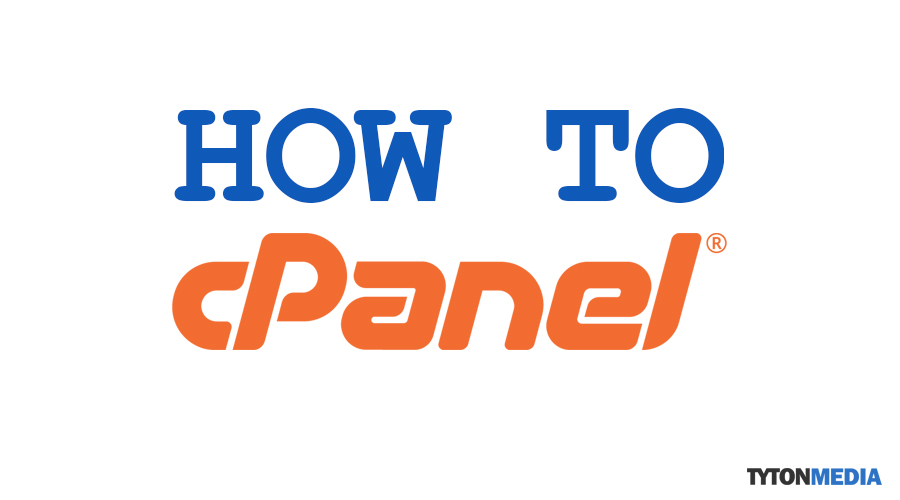 how to cpanel guide 2016