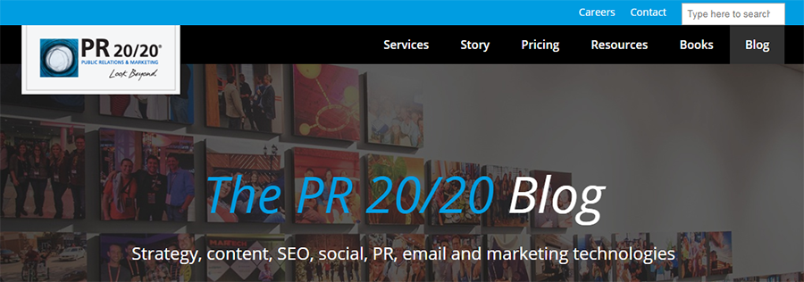 pr 2020 blog content marketing