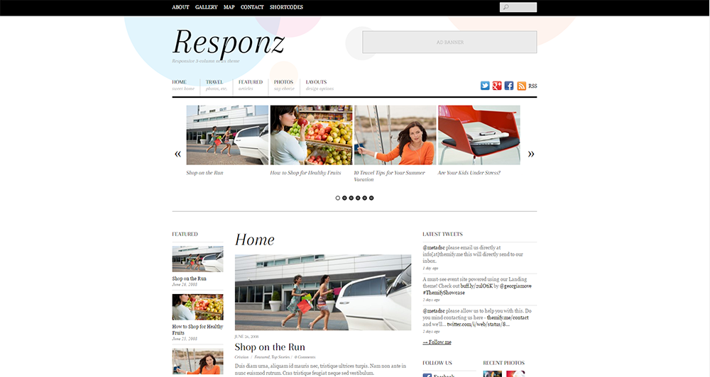 responz wordpress themes 2017