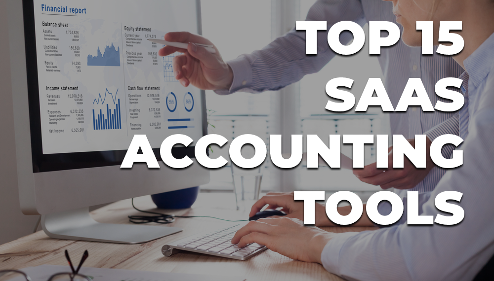saas accounting tools