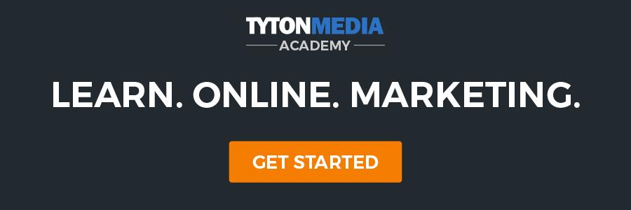 tyton media courses