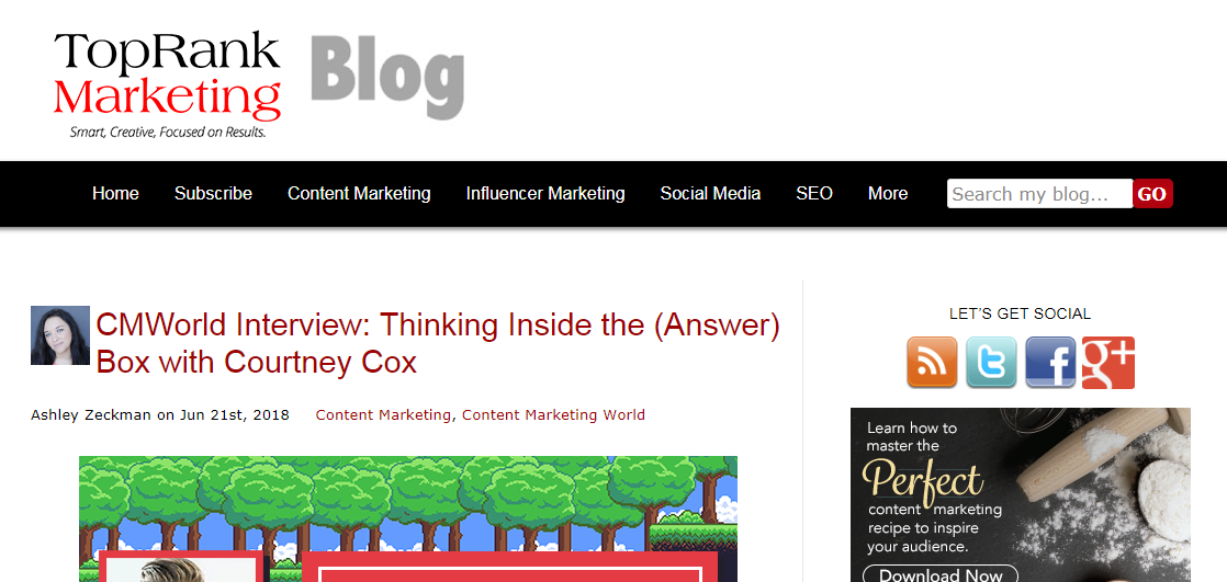 toprank marketing blog