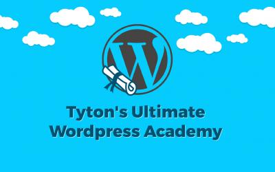 Tyton's WordPress Academy